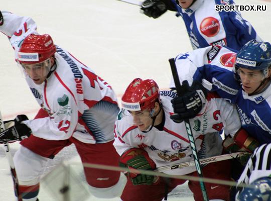 Данис Зарипов и Сергей Зиновьев