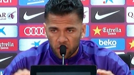 Дани Алвес покидает «Барселону»